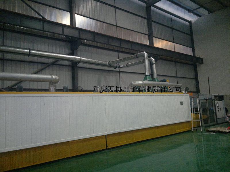 金海标件螺旋风管排烟系统