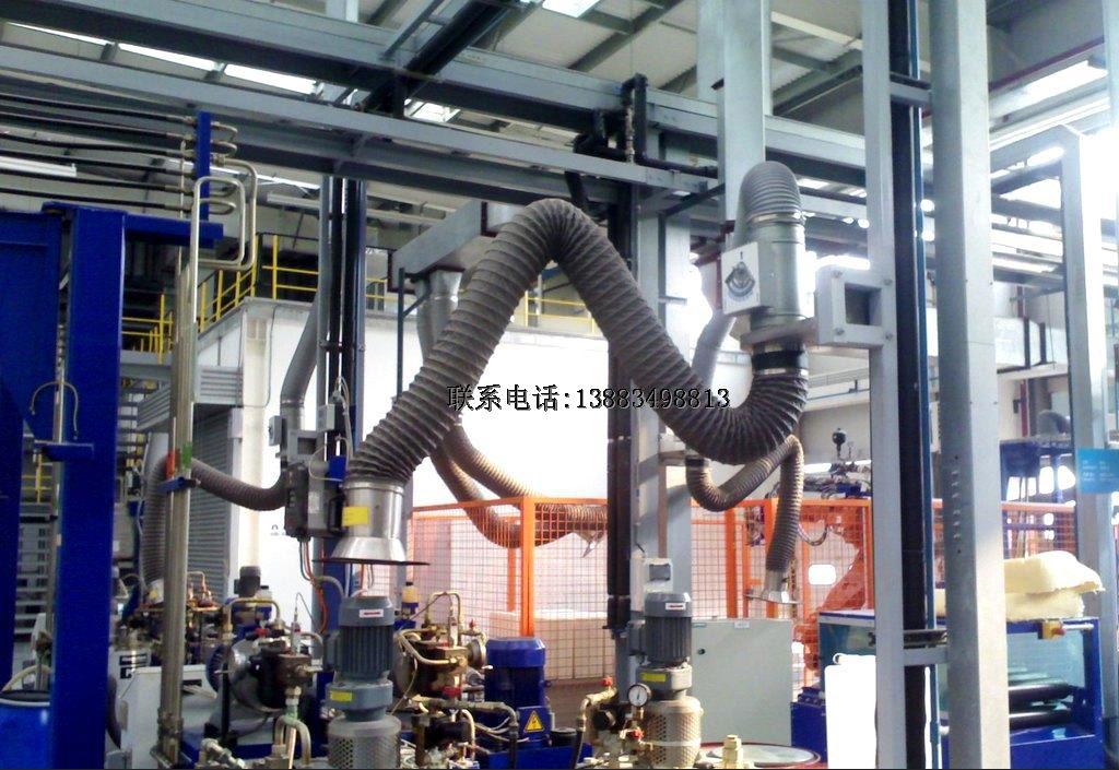 车间工业设备排烟系统