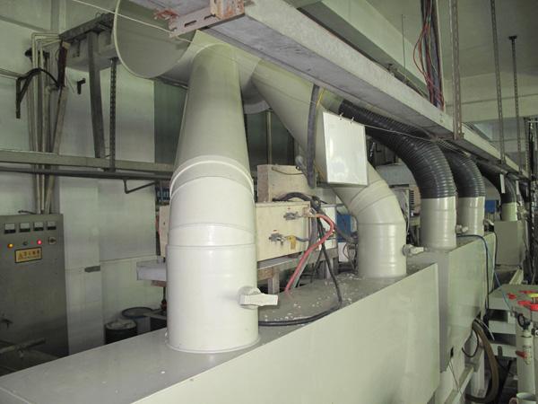 电镀氰化废气的净化解决方案