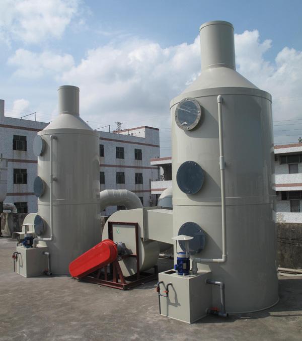 甲硫醇钠生产过程中尾气的一种净化方法