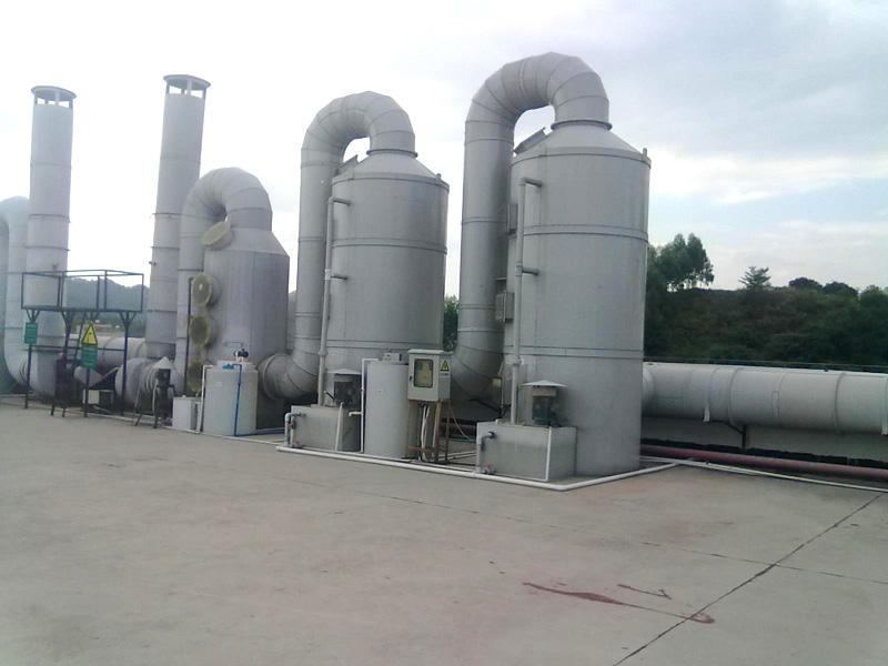 食品行业工厂香味废气净化解决方案