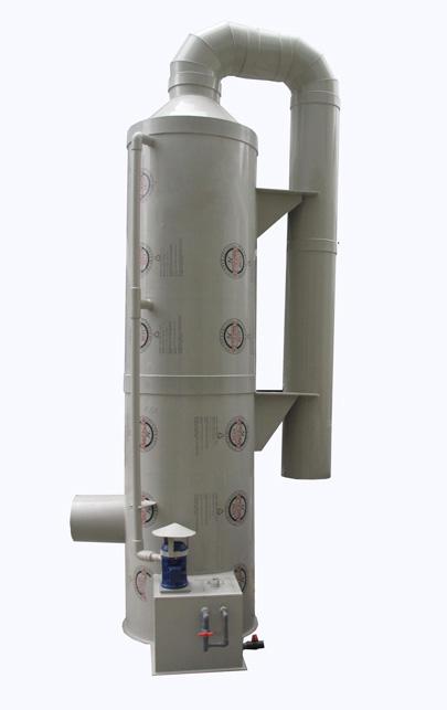 塑料制品制造过程废气处理解决方案