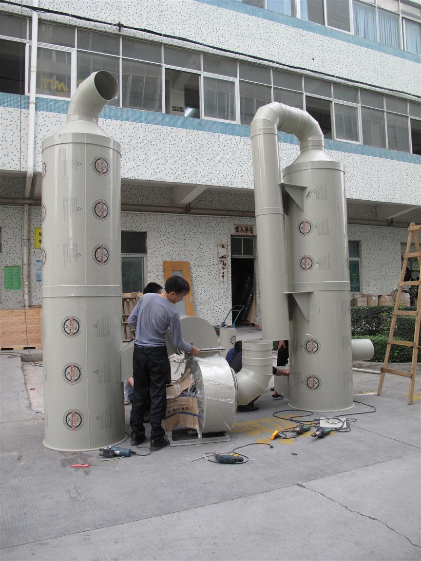 硝酸废气净化(氮氧化物)解决方案