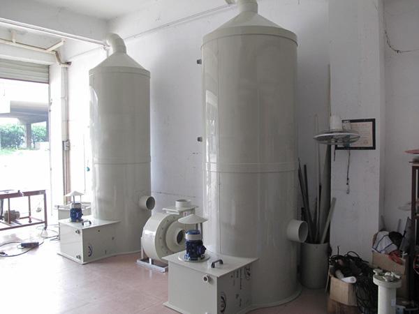 印刷油墨废气异味净化解决方案