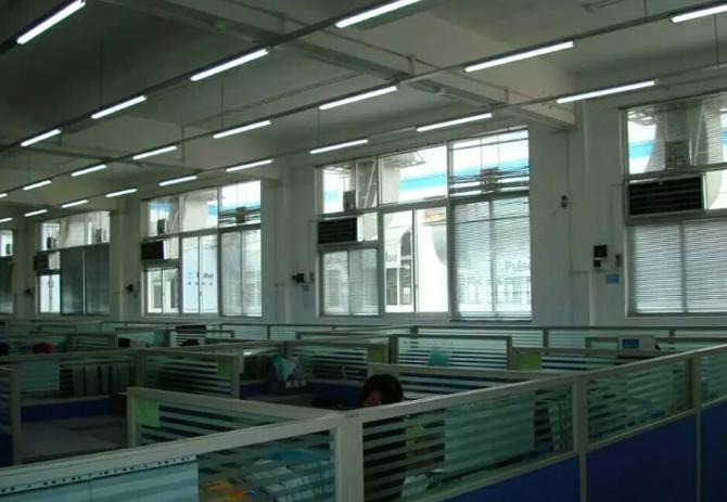 蒸发式冷气机在办公建筑中的应用